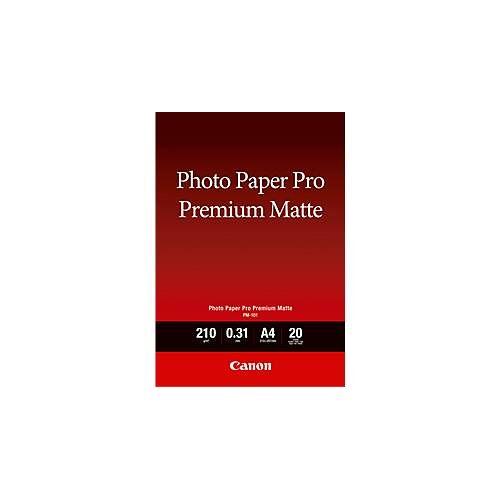 Canon Fotopapier CANON matt, Pro Premium Matte PM-101