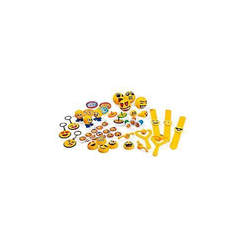 Spiele-Set, 301-tlg. Emojis - Kunststoff