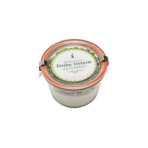 Backmischung Osterbrot - 370 ml Weckglas
