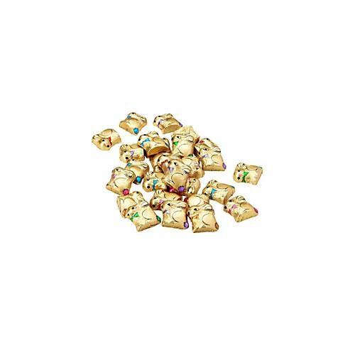 Goldhäschen-Set, 30-tlg. - 300 g Milchschokolade
