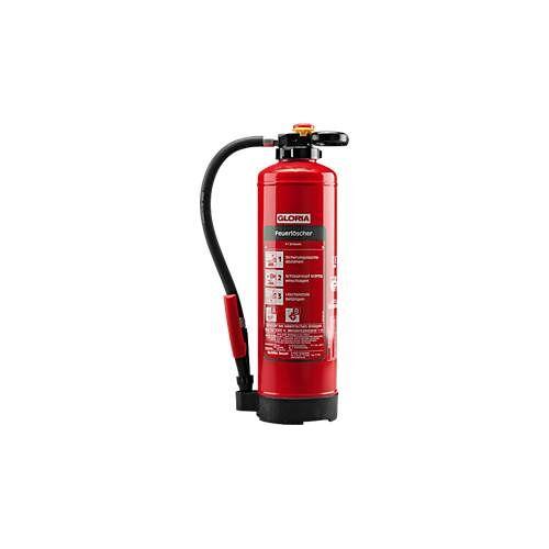 GLORIA Bio-Schaum-Feuerlöscher mit Wandhalter SE+9PRO
