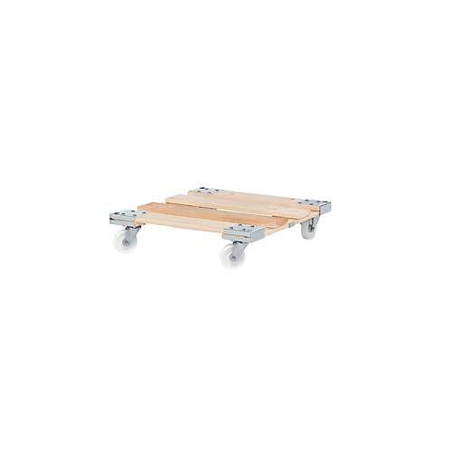 Holzrollplatte
