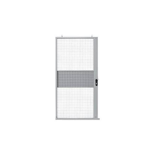 SSI Schäfer Schiebetür, für Gittertrennwandsystem, B 1110 x H 2110 mm