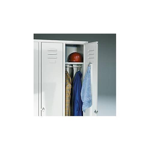 SSI Schäfer Trennwand für Spinde mit halbhohen Türen