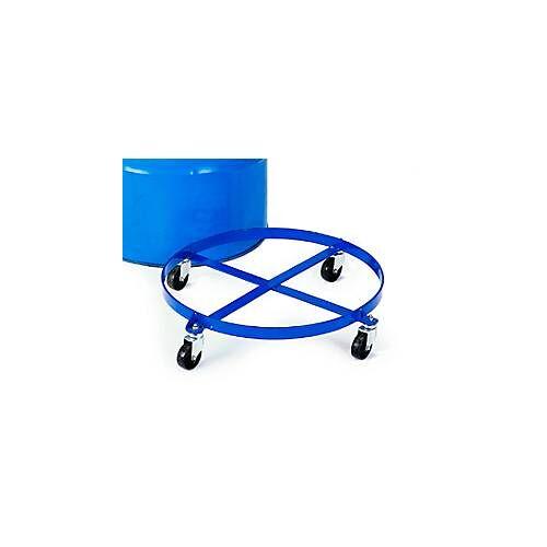 Rollcart Transportsysteme Fassroller für den stehenden Transport von 200-Liter-Stahlblechfässern