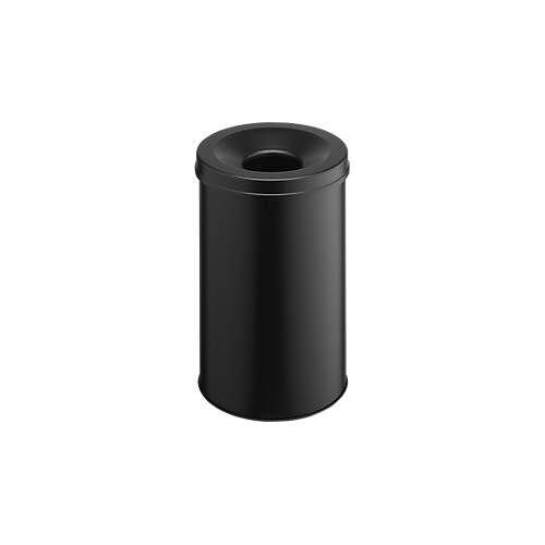 Durable Papierkorb Safe, selbstlöschend