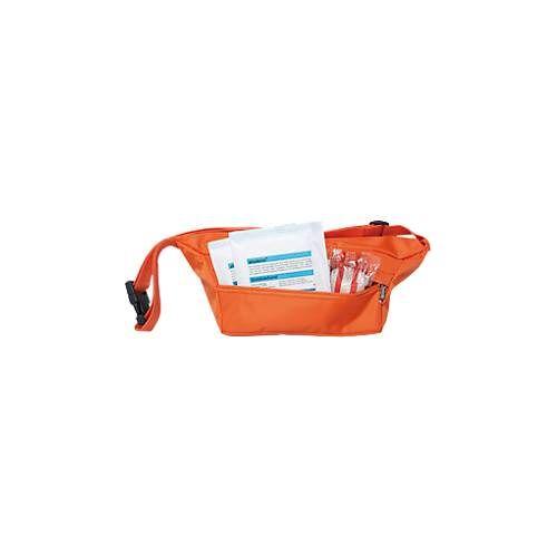 Soehngen SÖHNGEN® Erste Hilfe Sport-Boy Gürteltasche, Nylongewebe, Orange, mit Füllung für Sportverletzungen