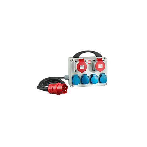 Brennenstuhl Stromverteiler brennenstuhl® BKV 2/4 T
