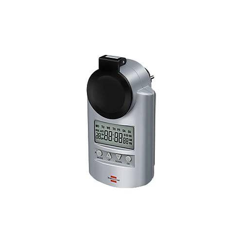 Brennenstuhl Wochenzeitschaltuhr brennenstuhl® DT IP44