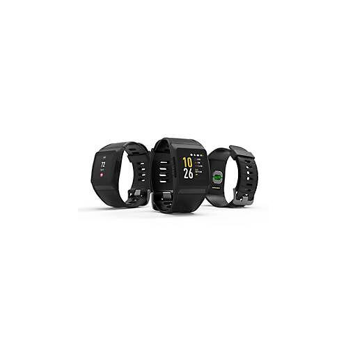 Swisstone Smartwatch Swisstone SW 700 Pro, Bluetooth/GPS, multifunktional, ab Android 4.3 & iPhone 4S, schwarz
