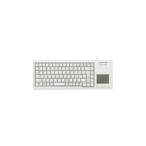 Cherry Tastatur XS Touchpad Keyboard G84-5500, großes Touchpad, 2 Maustasten