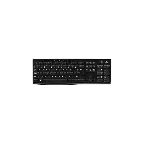 Logitech Tastatur Logitech® Wireless Keyboard K270