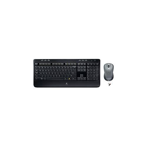 Logitech Wireless Combo Logitech® MK520