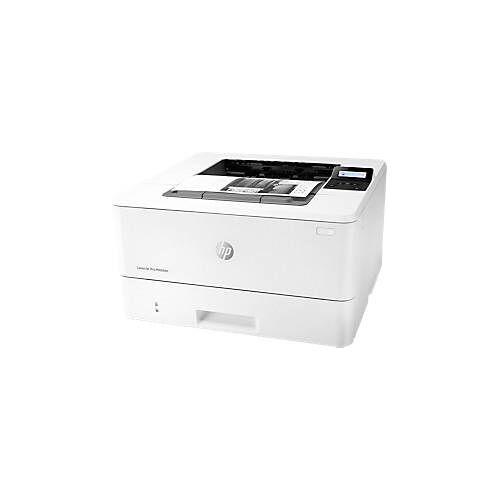 HP Laserdrucker HP LaserJet Pro M404dn, schwarz-weiß, USB-/netzwerkfähig, Duplex, bis A4