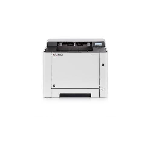 Kyocera Laserdrucker Kyocera ECOSYS P5026cdn, Farbe/SW, netzwerkfähig, Duplex/Mobildruck, bis A4