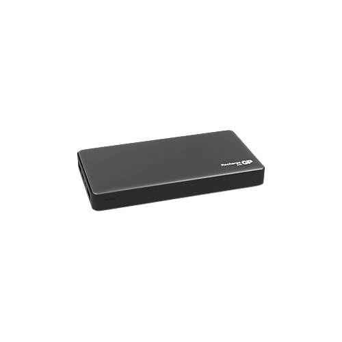 GP Powerbank MP15Ma Grau, 15.000 mAh, IN: Micro-USB/USB-C, OUT: 2x 5V USB-A/1x 5V USB-C