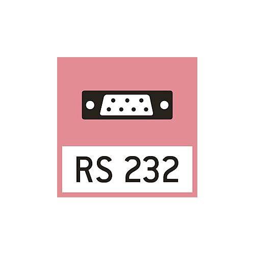 Kern RS-232-Schnittstelle für KERN Palettenwaage UFN, inkl. 1,5 m Schnittstellenkabel