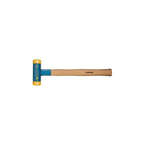WIHA Schonhammer 70 mm Kopfdurchmesser mit Hickorystiel