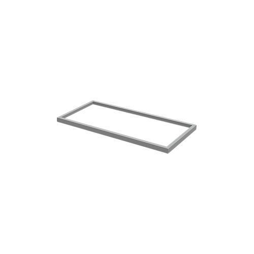 Stahlsockel TETRIS WALL, H 30 mm