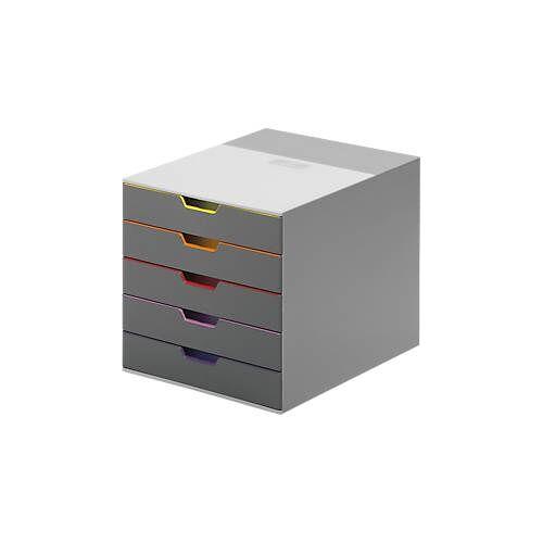 DURABLE Schubladenbox VARICOLOR, DIN C4