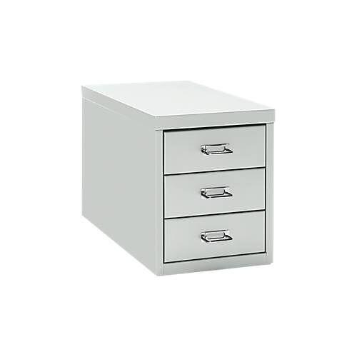 Schubladenschrank DIN A4, mit 3 Schubladen, 330 mm hoch