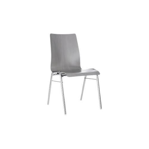 Formschalenstuhl 720, Sitzschalenform konisch