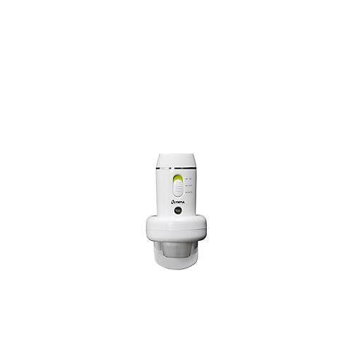 Olympia Nachtlicht Olympia NL 300, für Steckdose, mit LED-Taschenlampe und Lichtsensor