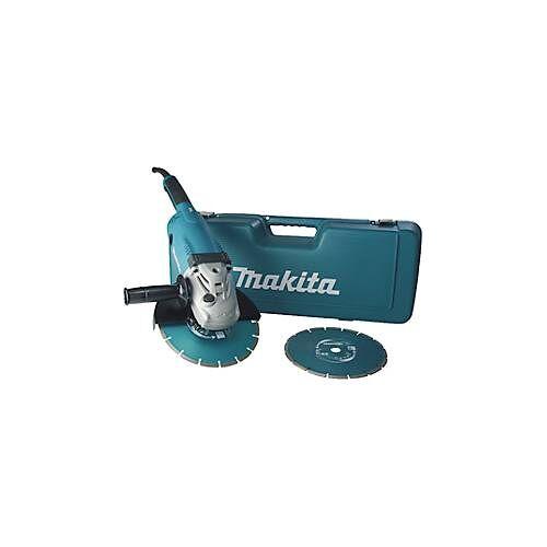Makita Winkelschleifer, Schleifscheiben 230 mm, 2,2 W Leistung, im Koffer