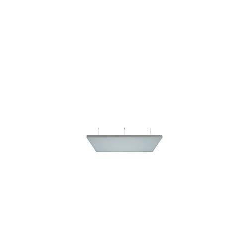 Akustik-Deckensegel, uni, 1200 x 800 mm