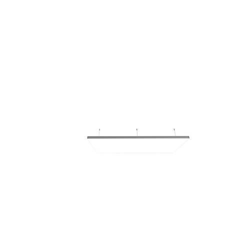Akustik-Deckensegel, uni, 1600 x 800 mm