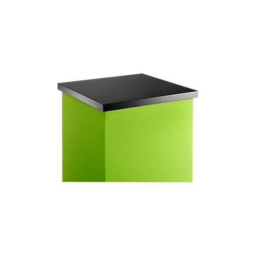 Dekorplatte, schwarz für silent.corner