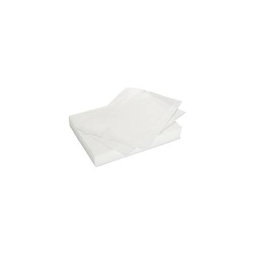 Edding Ersatzwischblätter Edding e-BMA 4, für Tafelwischer e-BMA 2, L 223 x B 162 x H 37 mm, 4 Stück, weiß