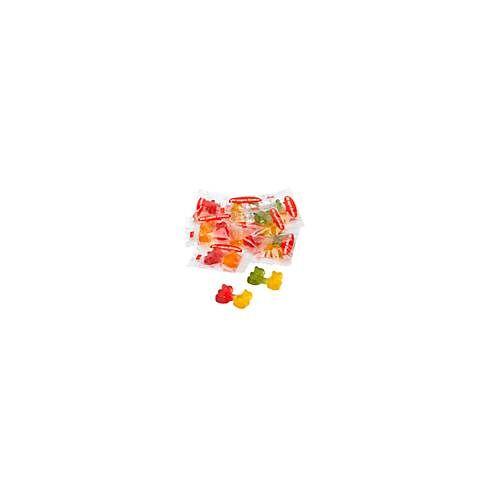 Fruchtgummi, 50-tlg. Team-Bärchen - je ca. 6,5g - Fruchtgummi