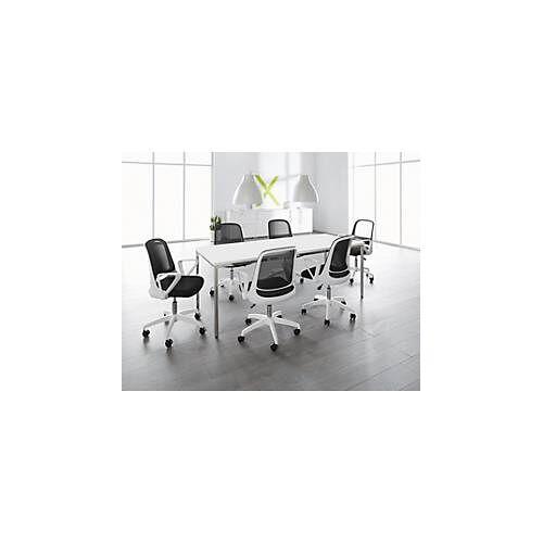 SET Konferenztisch + 6 Konferenzstühle