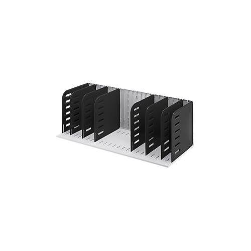 styro® Sortierstation Styrorac, 8 Trennwände, flexible Aufteilung
