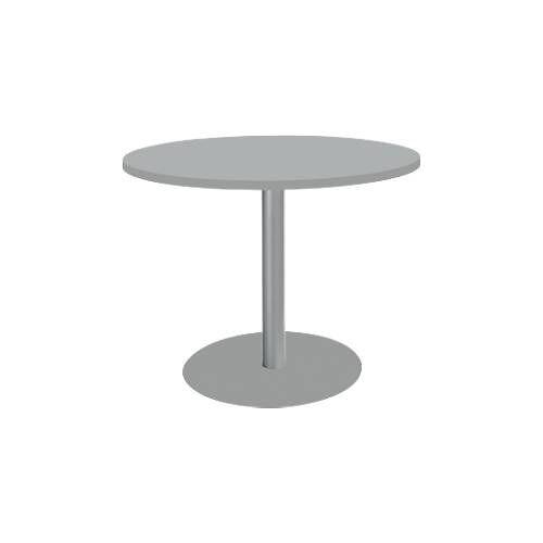 SSI Schäfer Tisch mit Tellerfuß BST, ø 1000 x H 717 mm