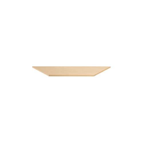 Tischplatte, Trapez 1600/800 x 690 mm