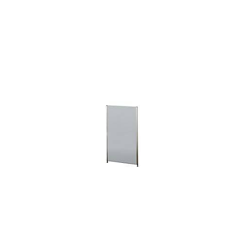 Trennwand Aluna, 800 x 1400 mm