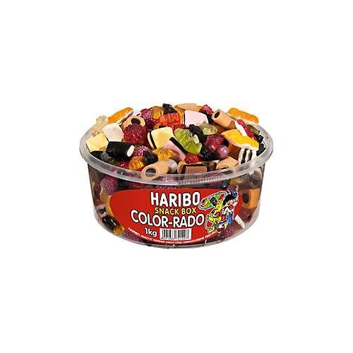 Haribo 2 x 1 kg HARIBO Color-Rado