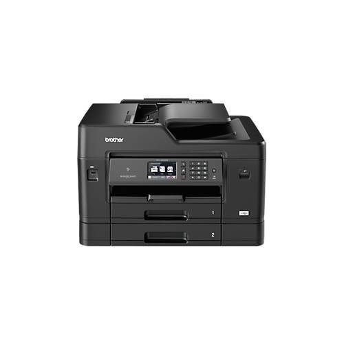 Brother Multifunktionsgerät MFC-J6930DW, 4-in-1 Business-Ink., mit DIN A3 Vollduplex