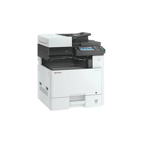 Kyocera Drucker KYOCERA ECOSYS M8130cidn MFP Multifunktions-Laserdrucker Farbe mit USB 2.0, G