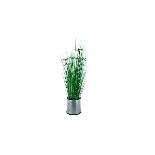 Kunstpflanze Zyperngras - Cyperus-Pflanze - Höhe ca. 151 cm
