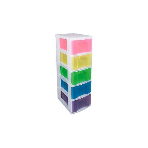 Really Useful Box Aufbewahrungs-Boxenturm, mit/ohne Rollen, 5, 8 oder 11 Schubladen