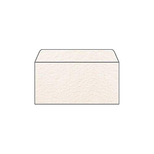 Sigel Struktur-Umschläge Papyra, passend zu Strukturpapieren, DIN lang, 50 Stück