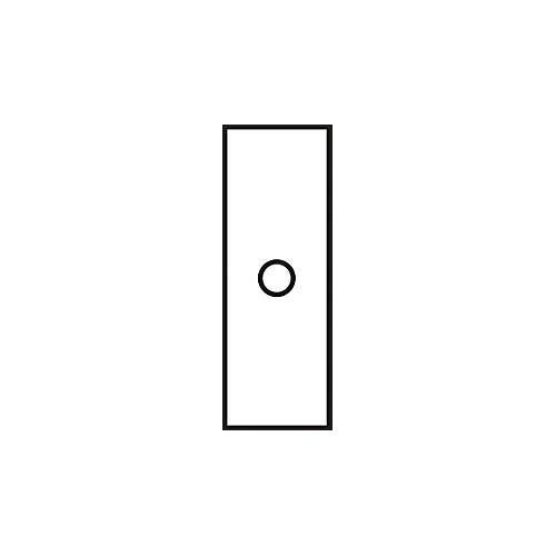 SSI Schäfer Trennwand-Verbinder, X-/T- oder Linear-Verbinder, Stellwand Höhe 1500 – 1800 mm