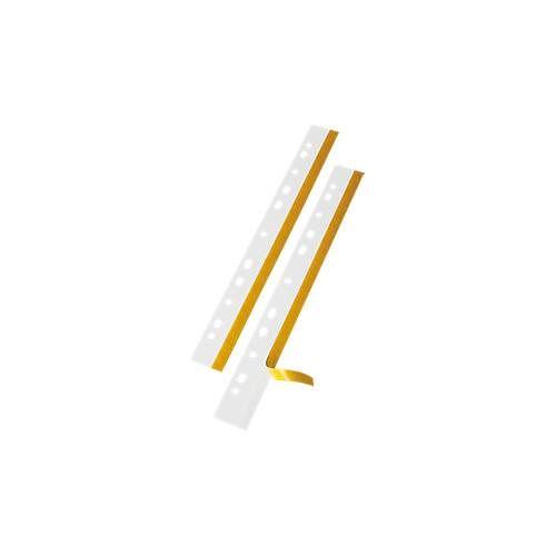 VELOFLEX Heftfix, PVC, 292 mm, 50 Stück