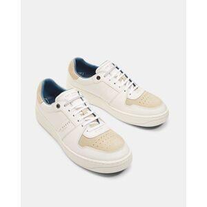 Ted Baker Moderne Leder-sneakers