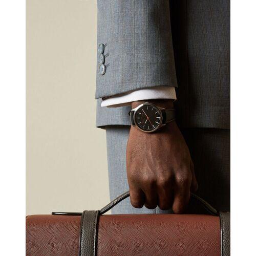 Ted Baker Uhr Mit Lederarmband