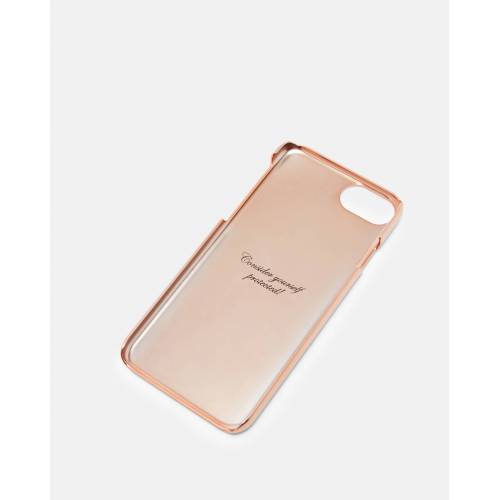 Ted Baker Iphone 6/6s/7/8-hülle Im Glitzer-design