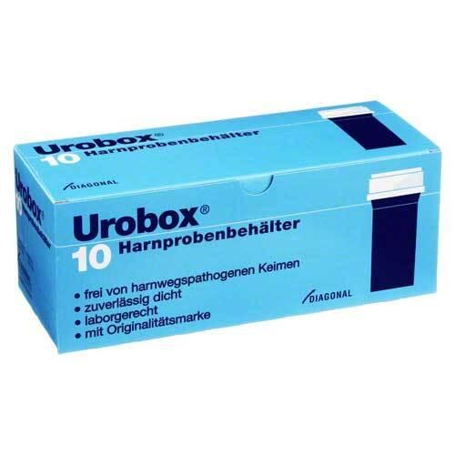 Uro Box Behälter für Urin